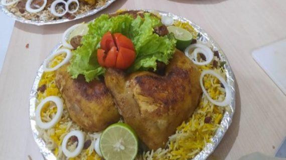 nasi kabsyah